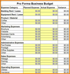 free personal budget template operating budget template expense budget template