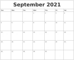 free photo templates september custom calendar printing