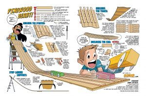 free pinewood derby templates updated pinewood derby image