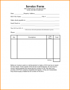 free printable application for employment template invoice template for self employed