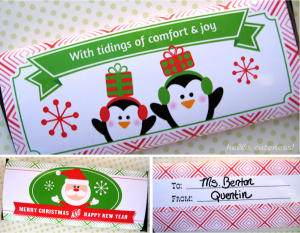free printable candy bar wrappers free printable candy bar wrappers christmas