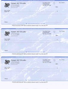 free printable checks template preprinted per page blank check