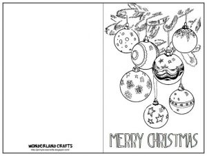 free printable coupon templates christmas card templates to colour template idea pertaining to christmas card templates to color