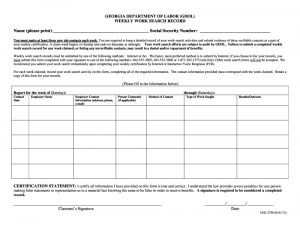 free printable employment verification form job search page e