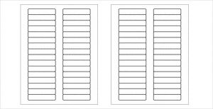 free printable label templates for word many blank free label template