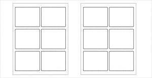 free printable label templates for word white and blank free label template