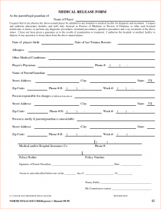 free printable medical forms free printable medical forms