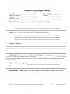 free printable medical release form employee referral form format d