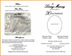 free printable obituary templates free obituary template apqztqu