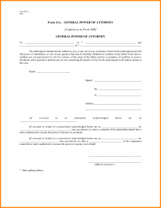 free printable power of attorney forms power of attorney form pdf free download