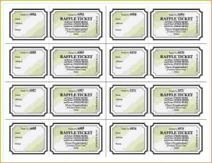 free printable raffle tickets printable raffle ticket template raffle ticket template