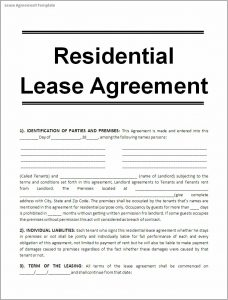 free printable rental agreements free rent agreement template ms office best photos of printable