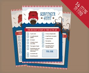free printable time sheets pdf scavenger hunt nautical download lg