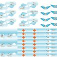 free printable water bottle labels for baby shower afecc o