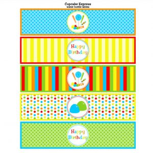 free printable water bottle labels for baby shower candyshoppeboywaterbttle