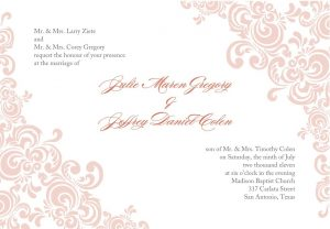 formal invite template
