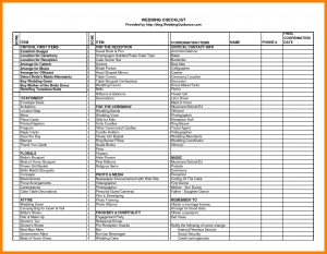 free printable work order template event planning checklist excel abeccacfafacfbdabca