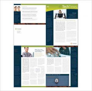 Free Publisher Newsletter Templates Template Business - Free microsoft publisher brochure templates
