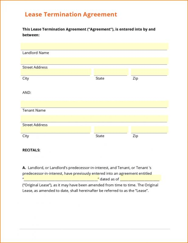 Free Rental Agreement Forms Template Business