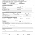 free rental application form free rental application form