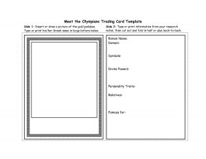 free trading card template trading cards template word printable online calendar