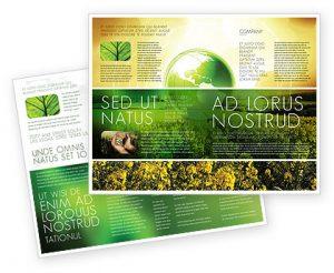 free tri fold brochure template brochure template b