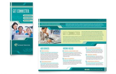 free tri fold brochure template tc s