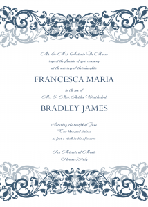 free wedding invitation templates for word wedding invitation templates