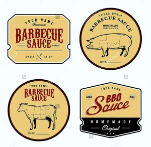 free wine label template free bbq sauce label template