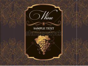 free wine label template wine label template xstkpei