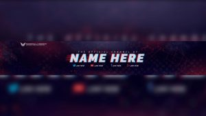 free youtube banner purple grunge free youtube banner psd template throughout youtube banner maker free