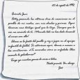 friendly letter greetings carta
