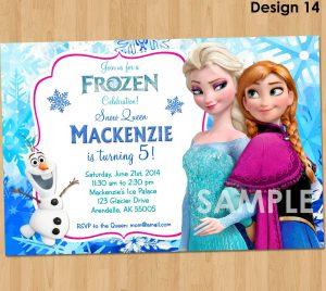 frozen bday invites il fullxfull qp