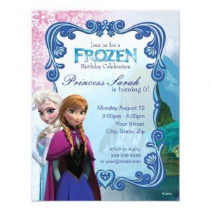 frozen birthday invitations frozen birthday invitation rabeddabcbcbbeaf zkq