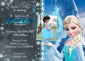 frozen birthday invitations frozen birthday invitations target