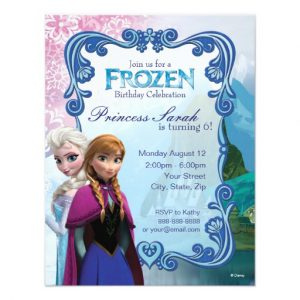 frozen birthday party invitations frozen birthday invitation rabeddabcbcbbeaf zkq