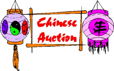 fundraiser flyer ideas chinese auction