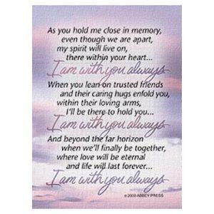 funeral prayer cards memorial prayer card pkg