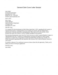 general cover letter template general cover letter afxbzfrf