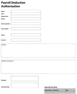 generic credit application orig