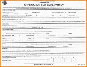 generic job application form taco bell application print out fbccbebcbeae