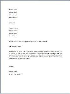 gift letter template gift letter