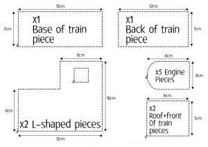 gingerbread house templates train r eeb a cbdaa x
