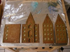 gingerbread house templates dscn