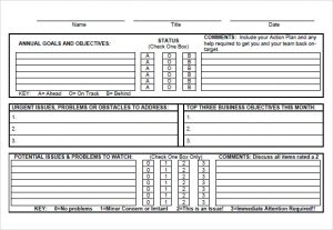 goal tracker template goal tracking template pdf