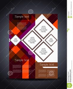 golf tournament flyer template elegant flyer cover design template presentation vector illustration