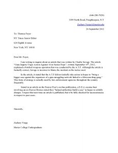 graduate school letter of intent sample format of letter to editor