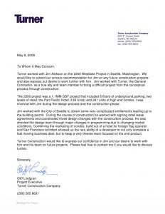 graduate school recommendation letter recommendation letter example turner construction letter of recommendation recommendation letter sample for