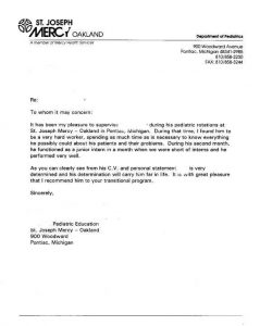 graduate school recommendation letter sample letters of recommendation lor