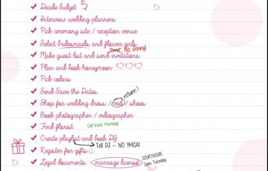 graduation party checklist anoush wedding planning checklist x